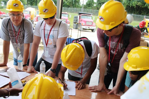 2018 SAME Engineering & Construction Camps