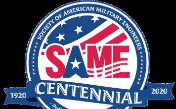 SAME Centennial Logo