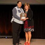 Siokey Gastelum-Galvez receives Small Business Council Appreciation Award