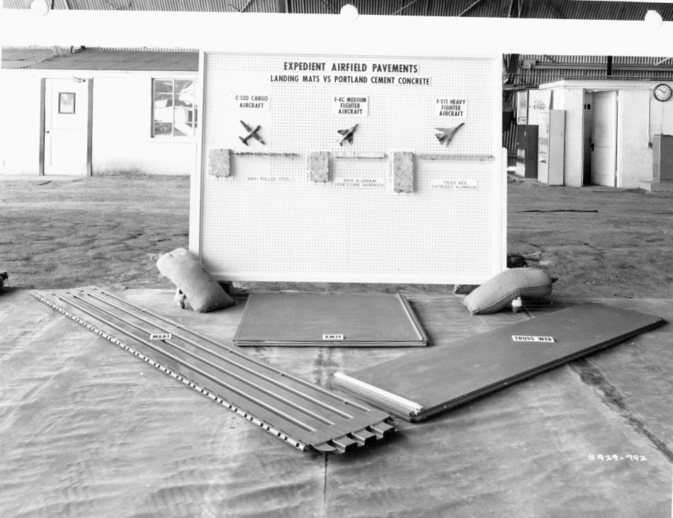 airfield matting