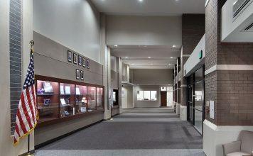 Regional Readiness Center in Cumming, Georgia