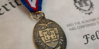 Academy of Fellows Medal