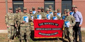 SAME Greater Kansas City Post - military members