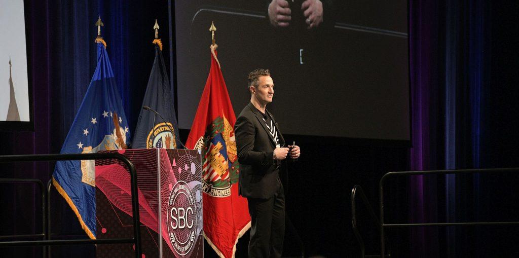 SBC 2019 Keynote Speaker Matthew Griffin