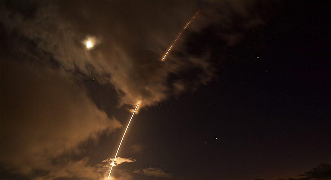 PMRF Missile Test