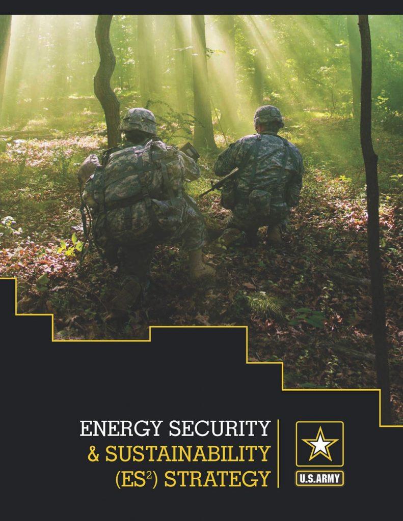 Army Energy Security & Sustainability Image