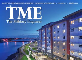 The Military Engineer, November-December 2019