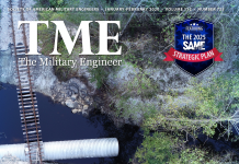 The Military Engineer Jan-Feb 2020 Cover